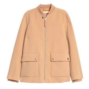 H&M Collar Bomber Jacket
